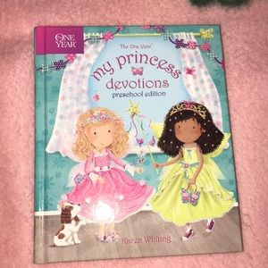 Other - The One Year My Princess Devotions